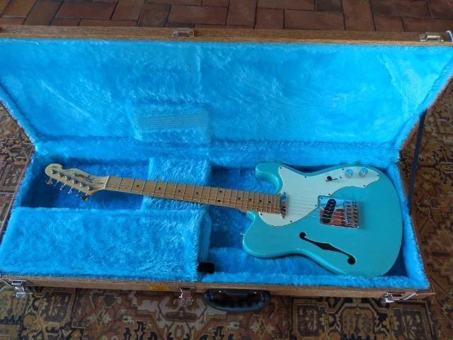 Guitarra Tagima T484 com case - Foto 3