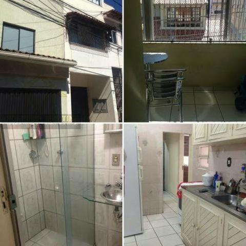 Apartamento 2 quartos , sala cozinha com armário embutido,01 banheiro,área de serviço