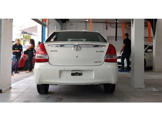 Toyota Etios 1.5 xls 16v flex 4p manual - Foto 7