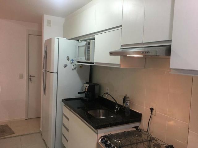 Apartamento 3 quartos, 2 vagas, mobiliado no Villaggio Manguinhos em Morada de Laranjeiras - Foto 6