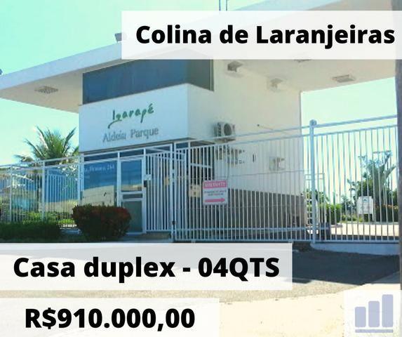 JG. Excelente casa duplex: 4 Q c/ suíte - Igarapé Aldeia Parque em Colina de Laranjeiras - Foto 16