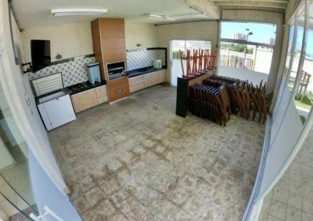 Apartamento 3 quartos, 2 vagas, mobiliado no Villaggio Manguinhos em Morada de Laranjeiras - Foto 16