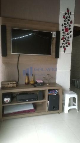 JG. Casa duplex de 3 quartos/suíte no condomínio Vila dos Pássaros, Morada de Laranjeiras - Foto 3