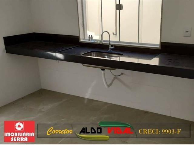 ARV 109. Casa 3 quartos em Área Nobre de Morada de Laranjeiras Finalizando Obras - Foto 4