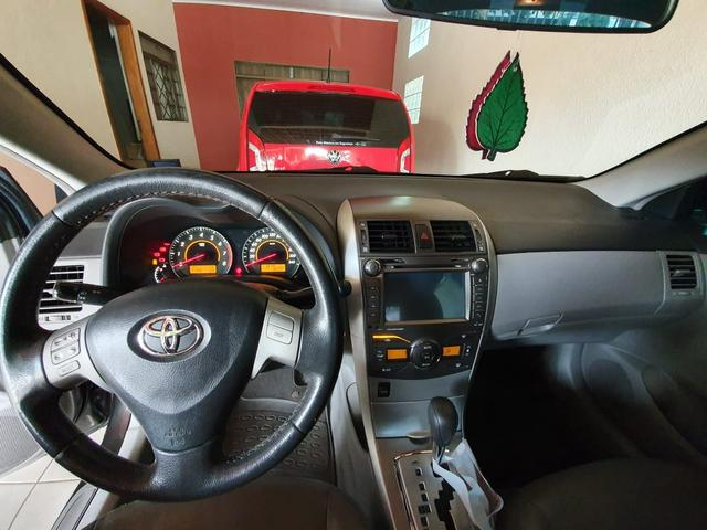 Vendo Corolla GLI 1.8 flex aut. - Foto 6