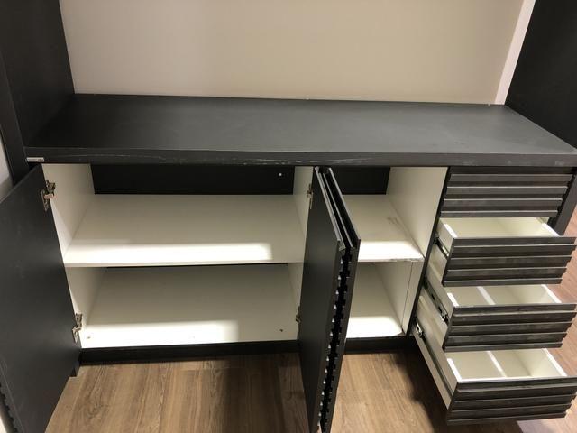 Armário planejado escritório ou cozinha - Foto 4