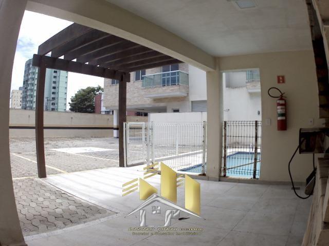 Laz- Alugo apartamento com varanda perto da praia (09) - Foto 18