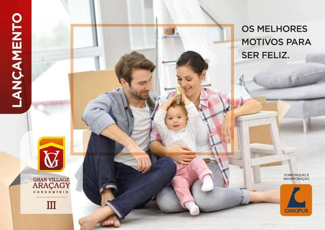 09-Saia do aluguel e tenha seu imóvel!! Garanta lazer e segurança a sua familia - Foto 2