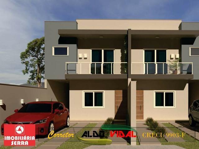 ARV 109. Casa 3 quartos em Área Nobre de Morada de Laranjeiras Finalizando Obras - Foto 18