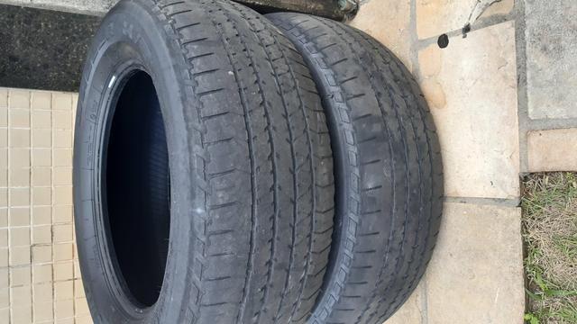 Vendo pneus 265/60R18 - Foto 3