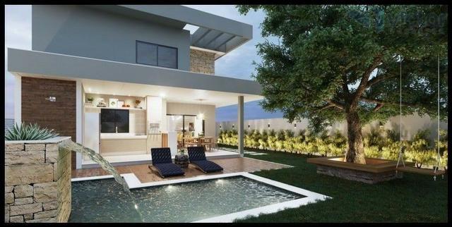 Excelentes casas de 3 e 4 quartos com suite no Condomínio Alphaville - Foto 2