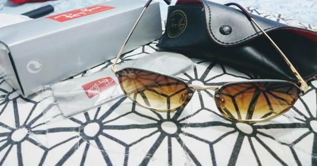 Óculos Ray ban original na caixa