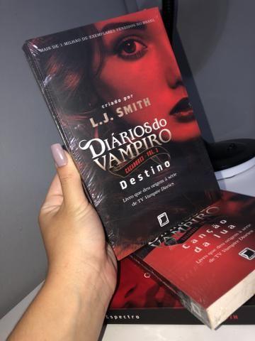 Box Diários do Vampiro - Foto 6