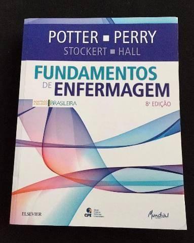 Livro Fundamentos De Enfermagem Potter Perry 8° Edição - Foto 2