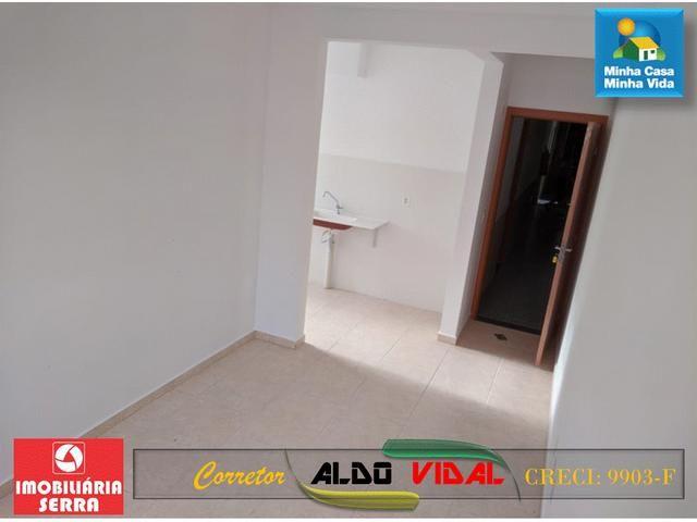ARV 96 Apartamento Novo 2 Quartos, Condomínio Club. Carapebus, Serra - ES - Foto 9