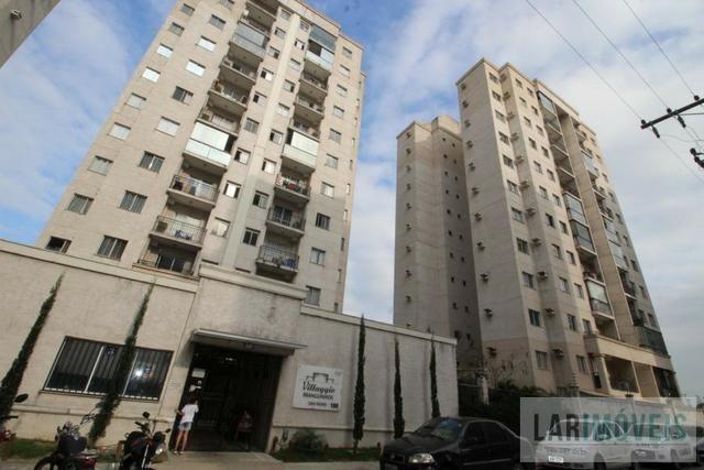 Apartamento de 2 quartos/suíte, sol da manhã, Condomínio Villagio de Manguinhos - Foto 11