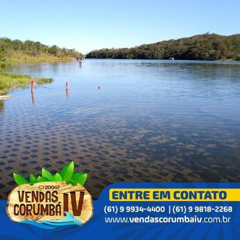 Ágio de Lote no Condomínio Náutico Tarumã - Corumbá IV - Foto 3