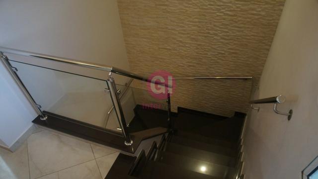 Venda/ casa condominio home clube - vila branca - jacarei-3 dormitorios suite - Foto 6
