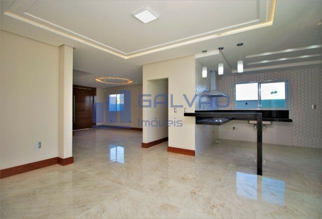 JG. Excelente / linda casa duplex no Boulevard Lagoa com 4 suítes!! - Foto 5