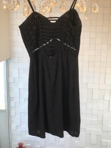 Vestido preto curto - NUNCA USADO! - Foto 2