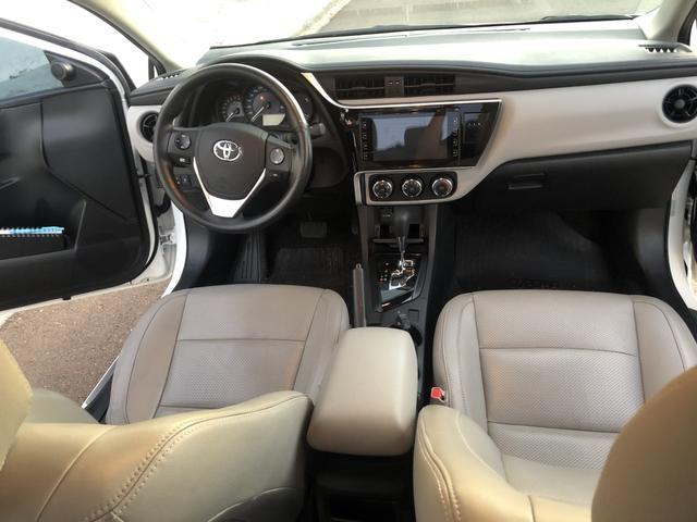 Corolla GLi 1.8 flex 2018, com apenas 24.000km - Foto 4