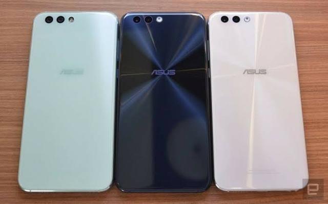 Cel Zenfone 4 (ZE554KL) 64GB \4G Ram \ 12Mpixels\ 4G \ Dual Chip\ ful HD \ 5.5\ NOVO! - Foto 2