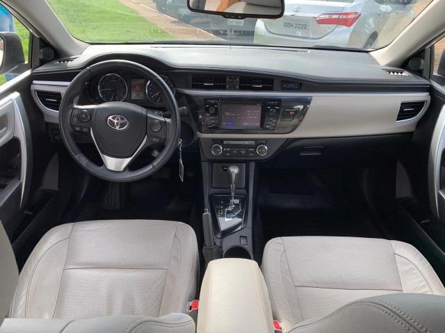 COROLLA 2014/2015 2.0 XEI 16V FLEX 4P AUTOMÁTICO - Foto 4