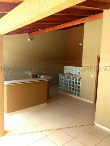 Casa à venda, 2 quartos, 3 vagas, Cohafama - Campo Grande/MS - Foto 17