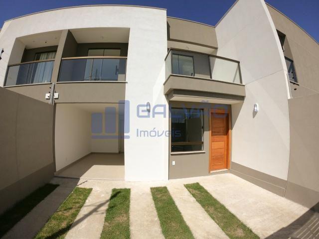 JG. Casa duplex de 3 quartos com suíte em Morada de Laranjeiras - Foto 2