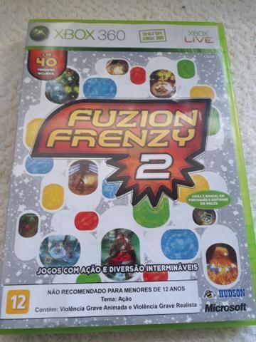 Funsion frenzy 2 xbox 360