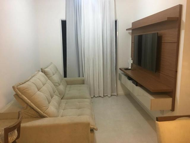 Apartamento 3 quartos, 2 vagas, mobiliado no Villaggio Manguinhos em Morada de Laranjeiras - Foto 2