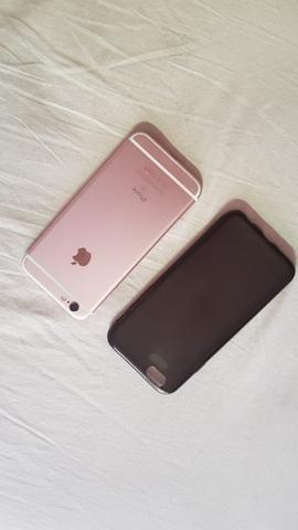 Iphone 6s 32gb rosê.