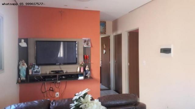 Casa Usada para Venda em Várzea Grande, Novo Mundo, 3 dormitórios, 1 suíte, 2 banheiros, 2 - Foto 9