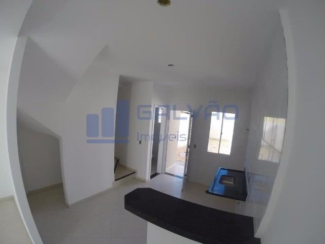 JG. Financiamento direto com a construtora! Duplex de 2 suítes perto da praia - Foto 4