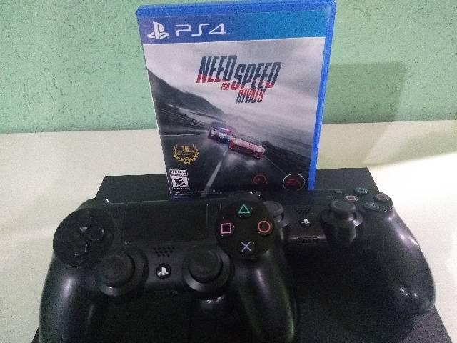 Playstation 4 500gb (ps4 cuh-1214a) - Foto 5