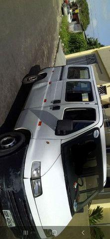 Vendo van ducato teto baixo aceito proposta  carro moto  - Foto 2