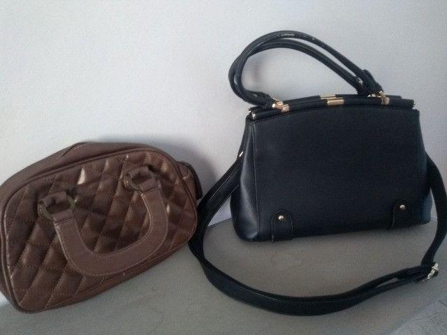 Sapato e bolsa - Foto 3