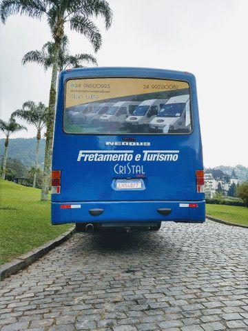 Ônibus neobus mega ano 2001 - Foto 4