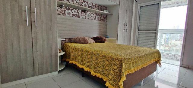 Apto 2 dormitórios bem localizado na Aviação - Praia Grande - Foto 11