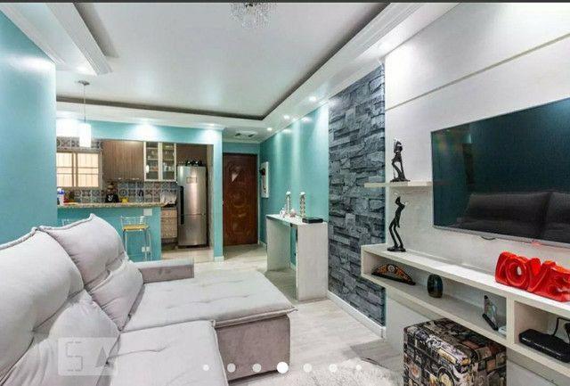 Apartamento 3 dorms reformado c móveis planejados no Vila Osasco aceita financiamento  - Foto 16