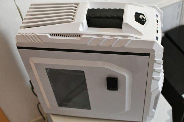 PC Top, Gabinete Gamer I3 3,1Ghz - Foto 2