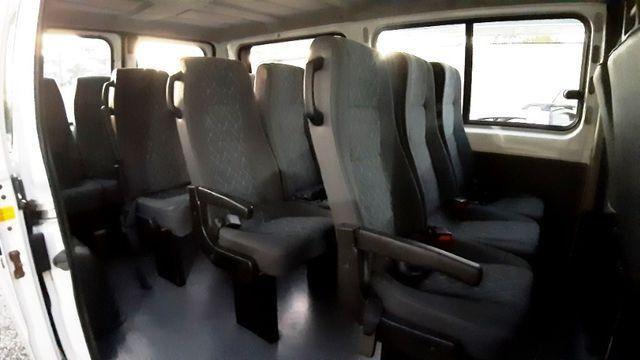Van Boxer Minibus 16 Lugares, ano 2010, novissima apenas 74mkm rodados - Foto 5
