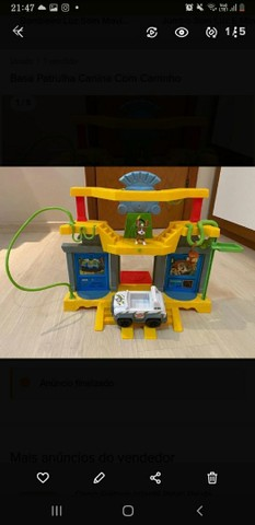 Templo da Macaca Patrulha Canina com Tracker
