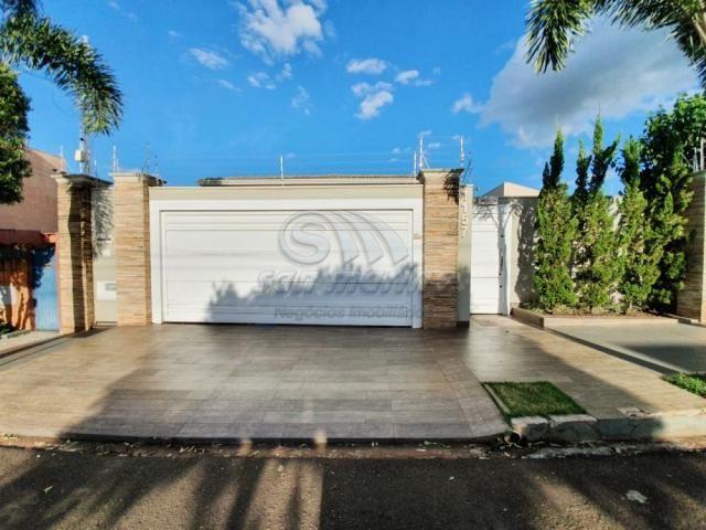 Casa à venda com 4 dormitórios em Jardim boa vista, Guariba cod:V5173 - Foto 2