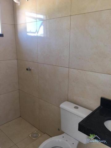 Casa à venda, 90 m² por R$ 260.000,00 - Urucunema - Eusébio/CE - Foto 16