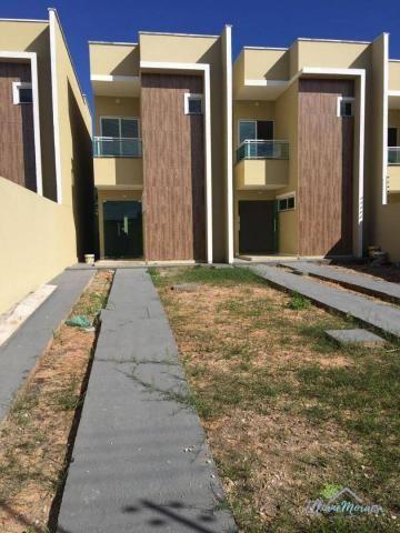 Casa à venda, 90 m² por R$ 260.000,00 - Urucunema - Eusébio/CE - Foto 2