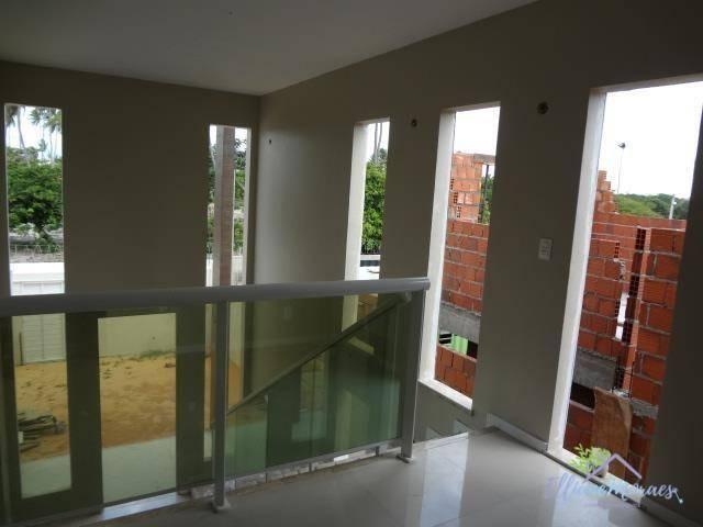 Casa à venda, 223 m² por R$ 470.000,00 - Precabura - Eusébio/CE - Foto 4