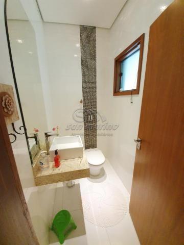 Casa à venda com 4 dormitórios em Jardim boa vista, Guariba cod:V5173 - Foto 14