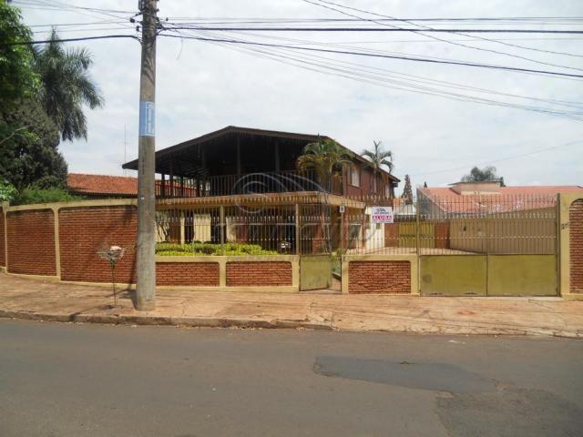 Casa à venda com 4 dormitórios em Jardim sao marcos i, Jaboticabal cod:V1615
