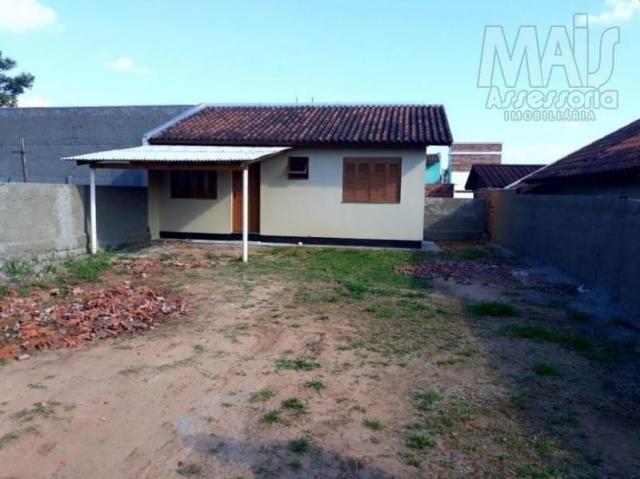 Casa para Venda em Estância Velha, Campo Grande, 1 dormitório, 1 banheiro, 1 vaga